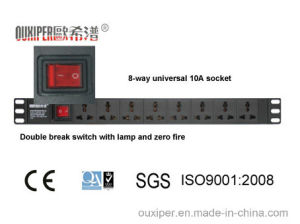Intelligent Network Grade Socket PDU (XP-1U-B2AQ8LH) pictures & photos