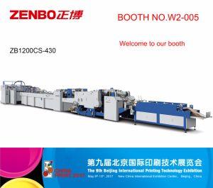 Sheet-Feeding Paper Bag Machine (ZB1200CS-430) pictures & photos