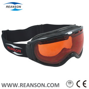 Unisex Comfortable Fit UV Protection safety Ski Goggles pictures & photos