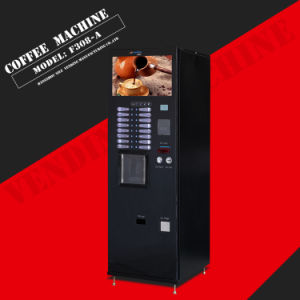 for Singapore Market Coffee Bean Grinder Vending Machine F308-a pictures & photos