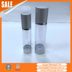 High Quality Cylinder Perfume Bottles with PP Pump Sprayer pictures & photos