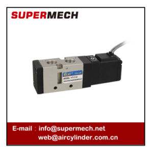 SMC Type Vf3130 Electric Solenoid Valve 24V DC pictures & photos