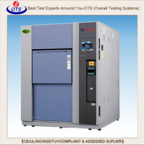 Electronic Lab Heat and Cold Impact Thermal Shock Test Chamber pictures & photos