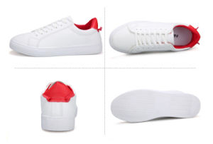 2017 New Design for Men White Color Shoes (71112) pictures & photos