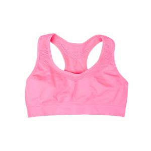Women′s Mesh Double Layer Fitness Sport Bra pictures & photos