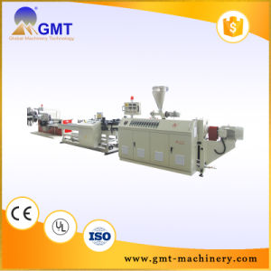 Small PVC PP Pipe Plastic Product Extruding Making Machine Line pictures & photos