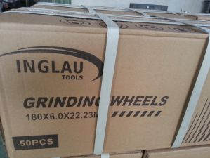 Depressed Center Grinding Wheels for Metal 180*6.4X22.2mm pictures & photos