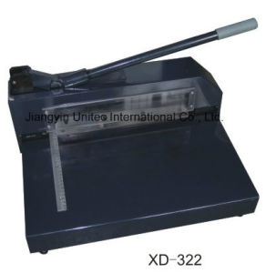 Xd-322 Heavy Duty Manual Metal Cutting Machine pictures & photos