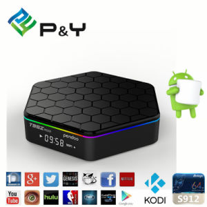 P&Ypendoot95z Plus 2.4G+5g WiFi TV Box Android 6.0 OS pictures & photos