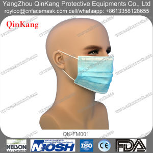 Disposable Particulate Respirator Medical Surgical Procedure Face Mask pictures & photos