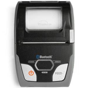 2inch Thermal Mobile Android Ios Bluetooth Ticket Receipt Printer Woosim Wsp-R240 pictures & photos