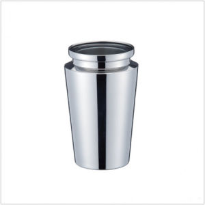 Round Food Grade Metal Tea Tin with Removable Lid pictures & photos