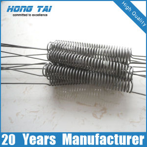 High Quality Ni80cr20 Heating Resistance Coil for Holding Furnace/Heating Furnace pictures & photos