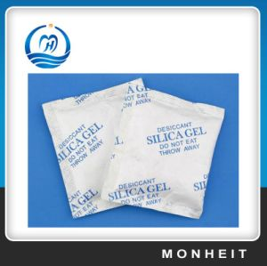 Chinese Factory 5g Silica Gel in Tyvek Paper for Retail
