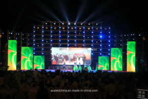 LED Display Screen SMD Indoor P3.91 pictures & photos