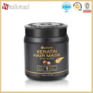 Washami 750g Professional Shea Butter Keratin Hair Treatment pictures & photos
