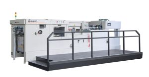 AEM-800Q Automatic Die Cutting Machine with Stripping Unit pictures & photos
