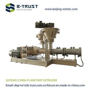 Planetary Screw Extruder for PVC Calendaring with Durable Quality pictures & photos