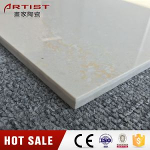 Navona Yellow Tile Double Loading Polished Porcelain Tile pictures & photos