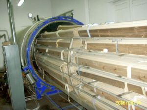 Hot! Vacuum Curtain Setting Machine (wave shape making/forming machine) pictures & photos