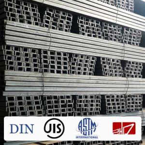 Channel Beam/ Steel Beam Q345/Q235/Ss400 U Channel/ C Channel pictures & photos