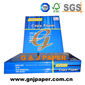 Grade a OEM Copy Paper in 102%-104% Whiteness pictures & photos