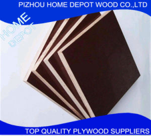Good Quality Film Faced Plywood with Cheap Price for Construction pictures & photos