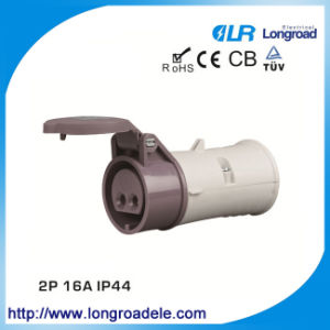 Electrical 380V Plug Socket, AC Socket pictures & photos