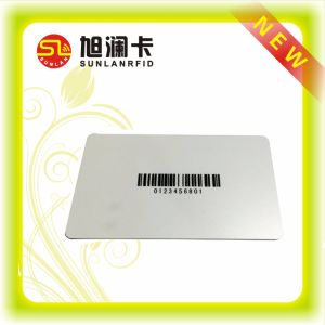 High Quality PVC Blank White Card for Wholesale pictures & photos