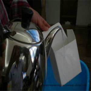 Water-Proof Paper Bag ---- Stone Paper Rich (RBD-400um) Mineral Paper Double Coated pictures & photos
