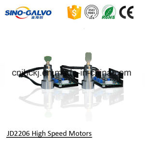 High Quality Jd2206A Galvo Scanner for CO2 Laser Marking Machine pictures & photos