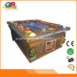 Virtual Paradise Fishing Slot Arcade Machine Video 3D Fish Games pictures & photos
