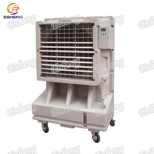 Low Carbon Evaporative Air Cooler Without Water Portable Air Conditioner pictures & photos