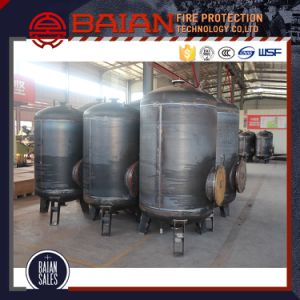 Fire Fighting Phym Bladder Foam Tank pictures & photos