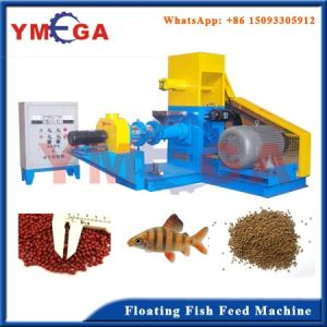 Hot Sale Worldwide Advanced Design Floating Fish Food Extruder pictures & photos