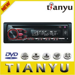 Single DIN Fixed Panel Car Navigation with Music Sound Player pictures & photos