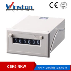 4 Digital 5 Digital 6 Digital Counter with Ce (CSK) pictures & photos