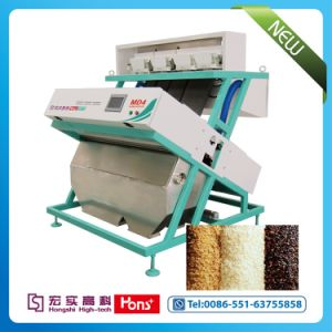 Hot Sale! ! ! Hons+ High Quality New Intelligent CCD Rice Color Sorter pictures & photos