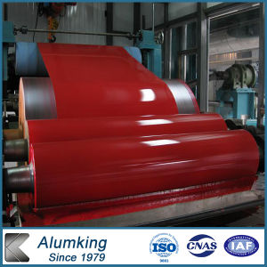 PE/PVDF Color Coated Aluminum Coil pictures & photos