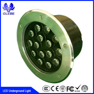 Tuning Light 316 Stainless Steel Underground LED Light Blue Color LED Buried Lights pictures & photos