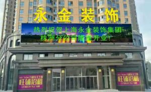 P12 Advertising Outdoor Full Color LED Billboard pictures & photos