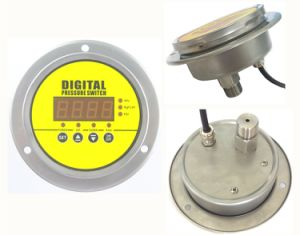 MD-S900z Axial Mounting High Precision Water, Oil, Gas Intelligent Digital Pressure Switch pictures & photos
