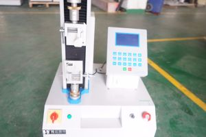 ASTM Computer Control Rubber Tensile Tearing Tester (HD-609B-S) pictures & photos