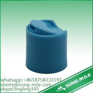 Blue Plastic Disc Top Capolive Oil Bottle Cap pictures & photos