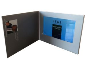 2.4-10.1inch LCD Screen Video Brochure for Advertisement pictures & photos