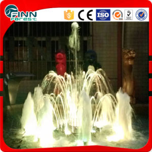 Fenlin Euro Style Music Dancing Wedding Decoration Water Fountain pictures & photos