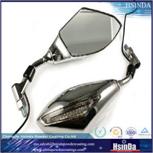 Silver Mirror Chrome Effect Paint Powder Coating pictures & photos