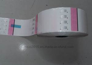 Roll to Roll Cloth Tag Encoding Equipment pictures & photos
