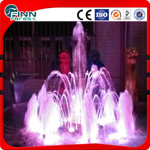 Euro Style Flower Basket Water Music Dancing Wedding Fountain pictures & photos