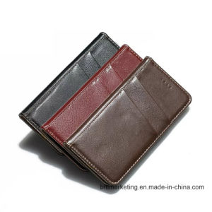 Genuine Real Leather Mobile Phone Case for iPhone pictures & photos